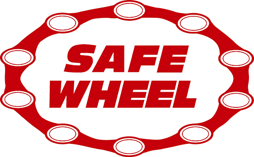 Safe wheel logo